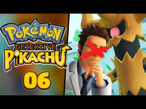 ONE OF US IS THE CULPRIT.. WHO DID IT?! - Pokémon: Detective Pikachu (Part 6)