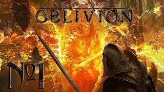Прохождение TES IV: Oblivion #1 Я видел тебя во сне