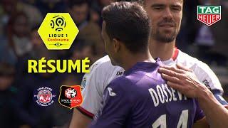 Toulouse FC - Stade Rennais FC ( 2-2 ) - Résumé - (TFC - SRFC) / 2018-19
