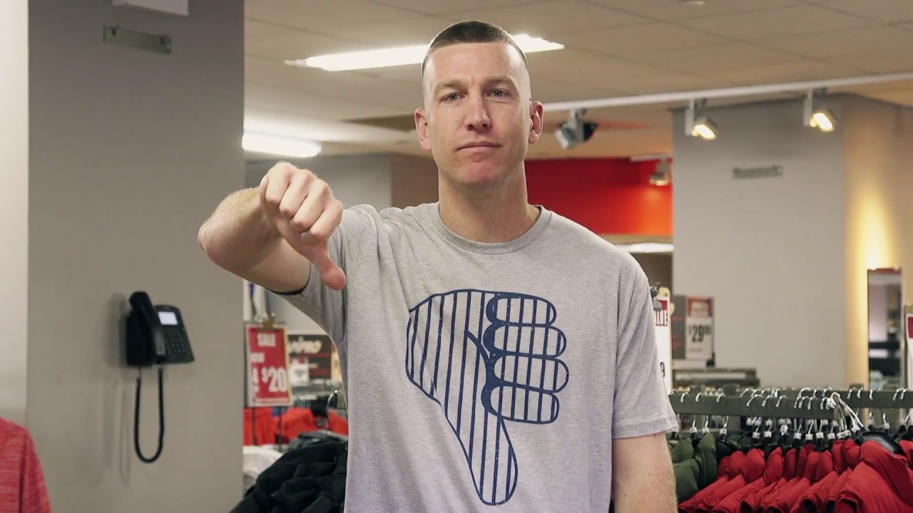 Todd Frazier s  Thumbs Down  Takes NYC - YouTube 243297629d0