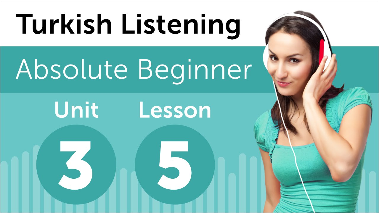 Turkish Listening Practice - Talking About Breakfast in Turkish