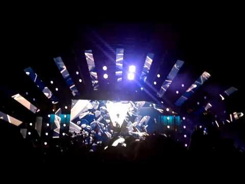 Axwell & Sebastian Ingrosso playin Alesso  Nilliaire Rework @ Departures Ushuaia IBIZA 260613