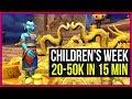 NEW PETS! Children's Week 2019 Goldmaking
