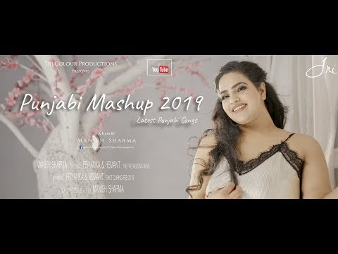 Punjabi Romantic Mashup 2019 | Pre Wedding | Priyanka & Hemant | Latest Punjabi Songs 2019