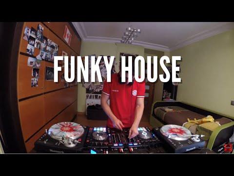Winter Groove - Mixtape #2 | Jackin & Funky House mix | 40 min | Pioneer DDJ SX2 + Serato DVS | 2017