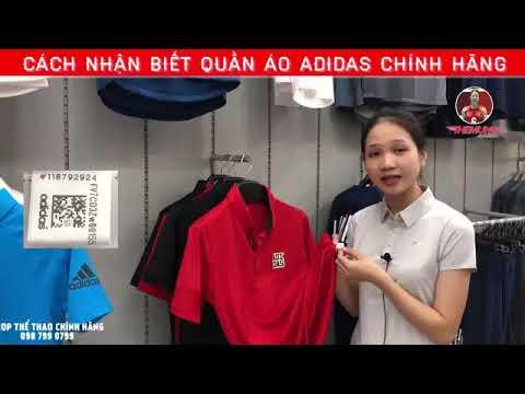 Cách Nhận Biết Quần Áo Adidas Chính Hãng   TheMungsport Com   YouTube