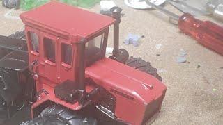Working On Custom Farm Toys Live!