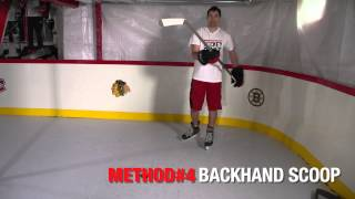 WongMania Hockey Tips: Jeremy Rupke Teaches Us the Scoopy Puck Move!
