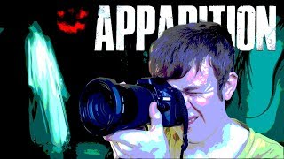 Why am I doing this?   Apparition #1