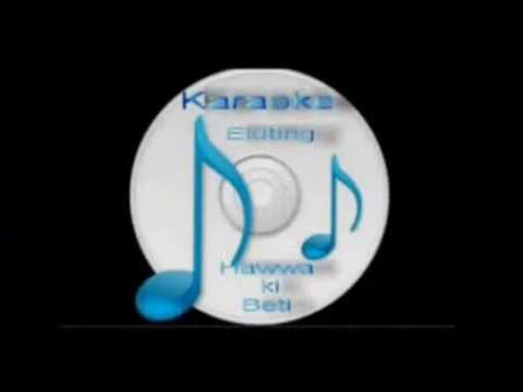 Bane Chaahe Dushman ( Dostana ) Free karaoke with lyrics by Hawwa -