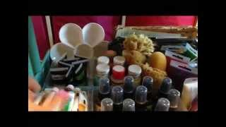 How I Organize And Store My Mixed Media Supplies