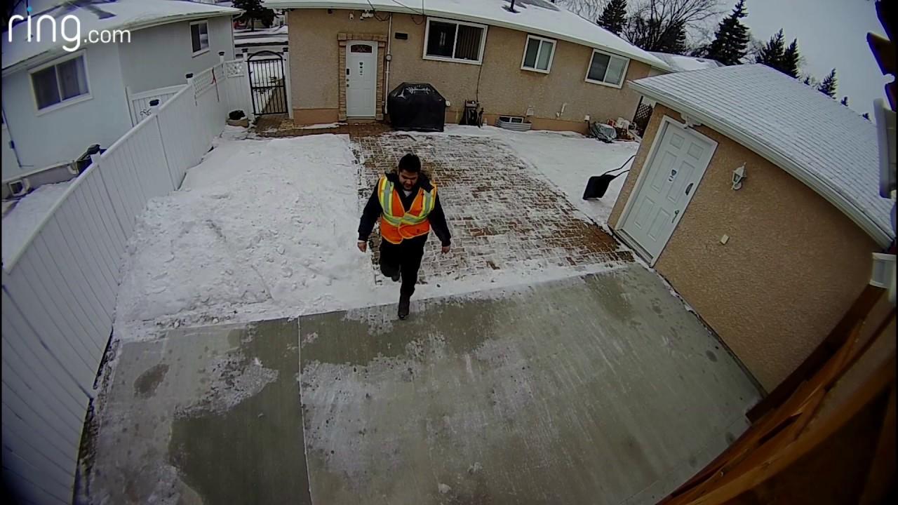 Advantage Of Having Ring Doorbell Spotlight Cameras Residential Door Bell Installation