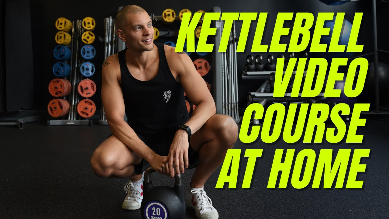 Swing Trailer | Kettlebell Video Course | Link in the description