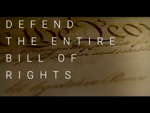 Rand Paul on The Bill of Rights | Defend