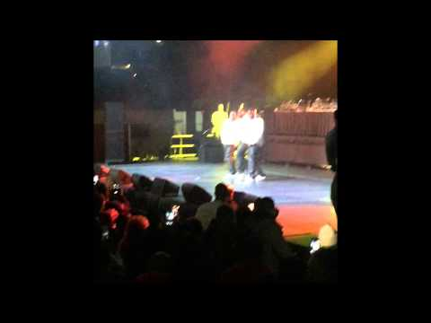 Big Daddy Kane and Dancers Scoop & Scrap Lover  WARM IT UP KANE  @ Atlantic City Boardwalk