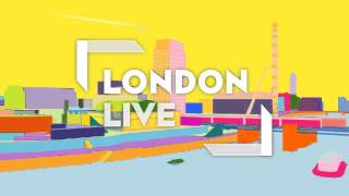 London Live TV channel ident -- video