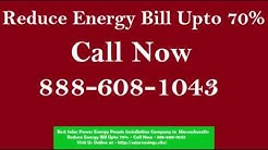Best Solar Power (Energy Panels) Installation Company in Braintree Town Massachusetts MA