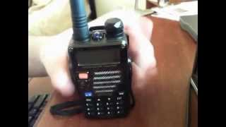 How To Receive FM Radio on Baofeng UV 5R