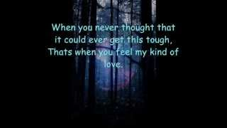 Emeli Sande - My Kind Of Love Lyrics