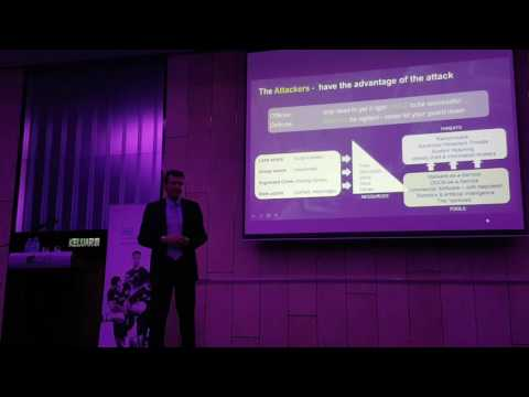 Cybersecurity for the Digital Age by Guido Crucq of Dimension Data