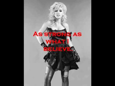 Kelly Clarkson - Beautiful Disaster (LYRICS)