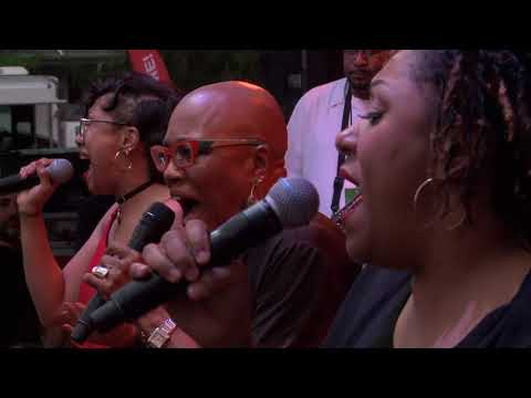 Dee Dee Bridgewater & Memphis Soulphony - Montclair Jazz Fest
