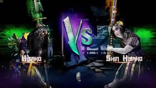EVO Japan Killer Instinct Casuals Storm179 Hisako Vs Gemako Shin Hisako