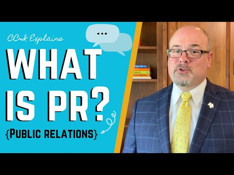 What is Public Relations | Examples of PR in our World