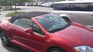 Mitsubishi Eclipse Spyder 2011 Videos