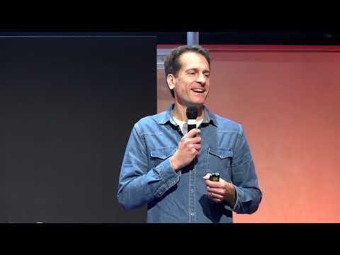The Secret Life of Great Ideas | Elvin Turner | TEDxWoking