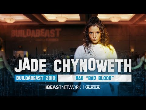 NAO - Bad Blood | Jade Chynoweth Choreography | BABE18