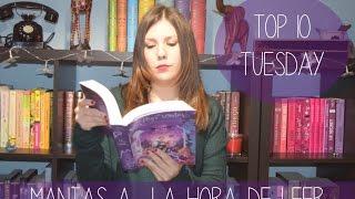 Top 10 Tuesday: Manias a la hora de leer