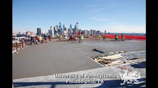University of Penn timelapse video