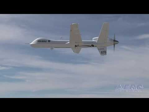 Aero-TV: NASA's Ikhana UAV - Predator B Expands Scientific missions