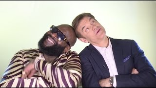 Rick Ross and Dr. Oz Play Rather You Than Me