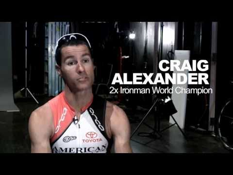 Interview with Craig Alexander at the 2010 Ironman Championships