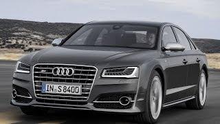 Ауди S8 2014 Седан (Audi S8) внешний вид автомобиля