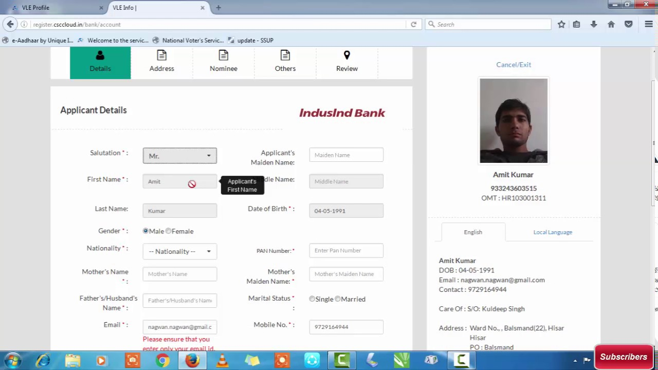 how to open current account in sbi