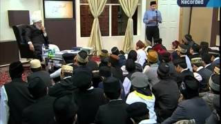 Gulshan-e-Waqfe Nau Atfal 3rd February 2013 Class with Hadhrat Mirza Masroor Ahmad