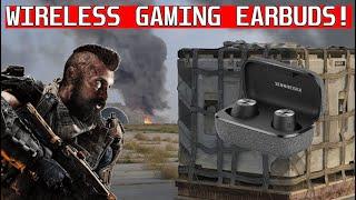 Wireless Gaming Earbuds! - Sennheiser Momentum