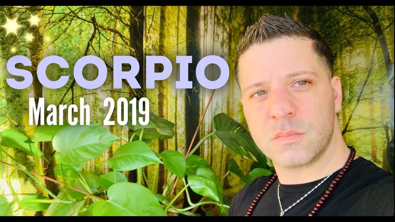 SCORPIO March 2019 - OMEN | WOW! THIS MONTH WILL BE HUGE! Success & LOVE -  Scorpio Horoscope Tarot