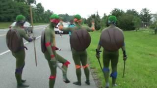 Randumb Extras-Behind the Scenes: Adult Mutant Ninja Turtles Ep. II [2009]