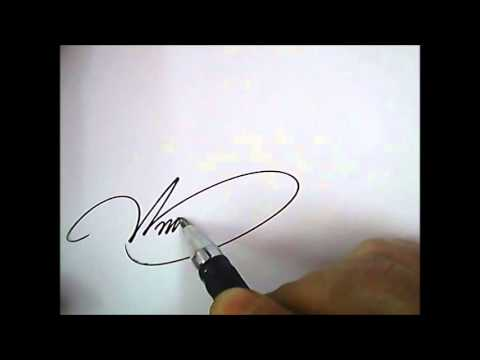 custom signature youtube