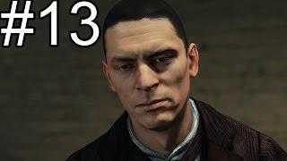 Sherlock Holmes Crimes & Punishments Walkthrough Part 13 Gameplay Let