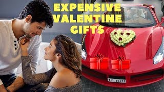 Most Expensive Valentine Gifts in Bollywood Stars - 2018