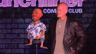Repeat youtube video Freaky FUNNY VENTRILOQUIST !!!!