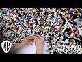 The LEGO Movie | LEGO Bricksburg Challenge With Sean Kenney | Warner Bros. Entertainment