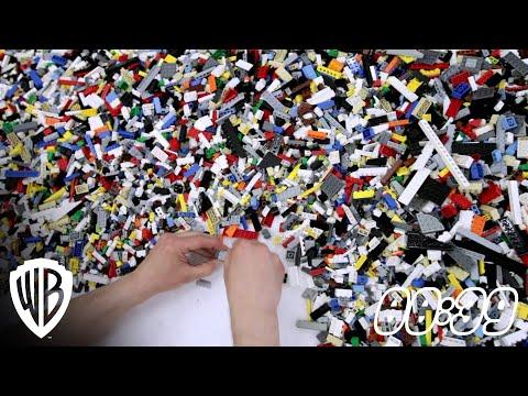 The LEGO Movie - LEGO Bricksburg Challenge With Sean Kenney