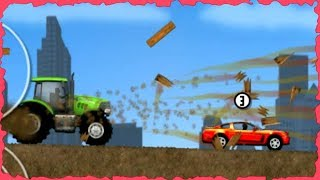 Death Chase Mobile Gameplay Racing Game Level 30-36