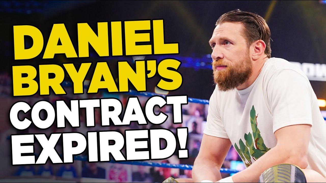 Daniel Bryan's WWE Contract Legit Expires - Now Free Agent